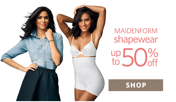 Shop Maidenform Shapewear Sale - Turn on your images