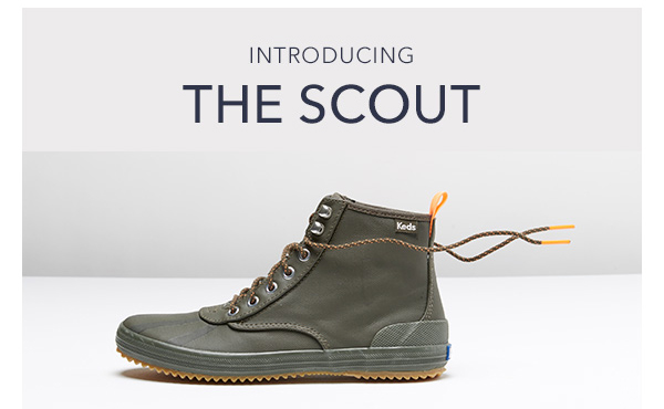 INTRODUCING THE SCOUT