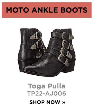 Shop Moto Ankle Boots