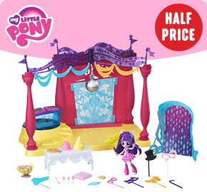 My Little Pony Explore Equestria Canterlot High Dance Playset