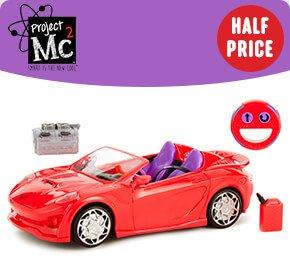 Project Mc2 H2O Radio Controlled Car