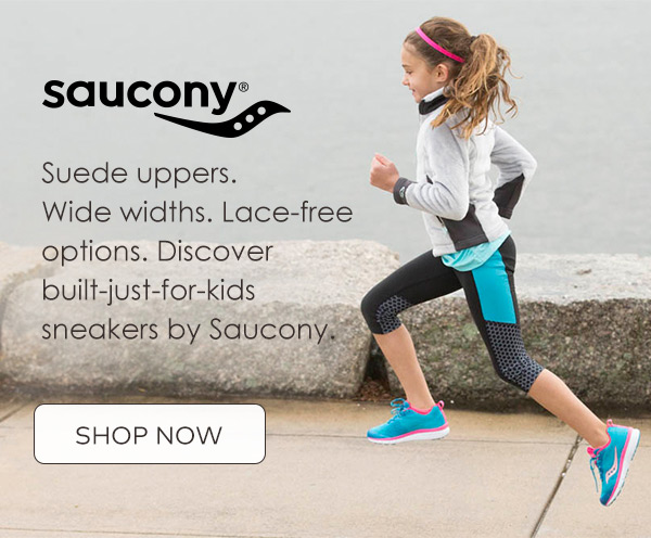 saucony - SHOP NOW