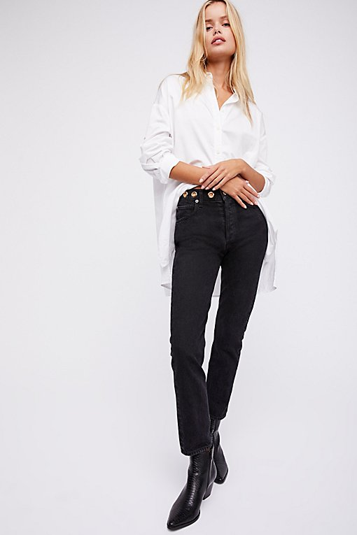 Shop the Jamie High Rise Classic Jeans