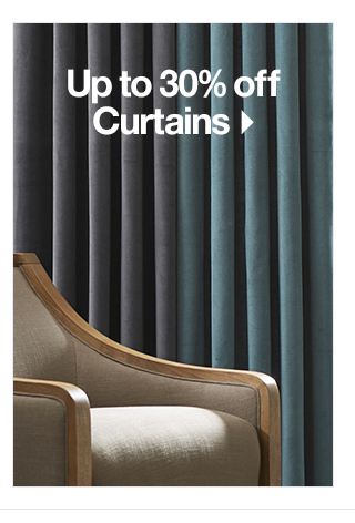 30% off Curtains