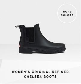 Women's Original Refined Chelsea Boots