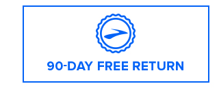 90-DAY FREE RETURN