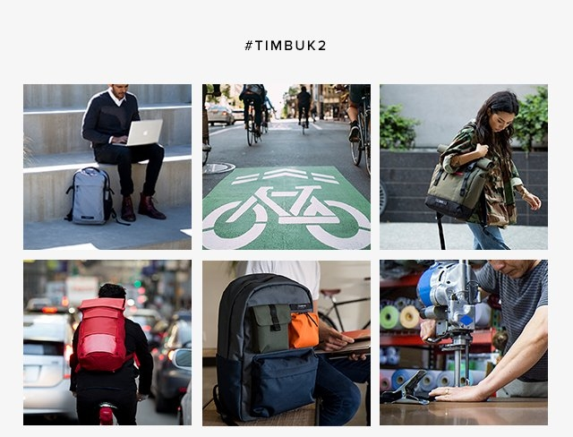 #timbuk2 - Join us on Instagram.