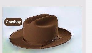 Felt Cowboy Hats
