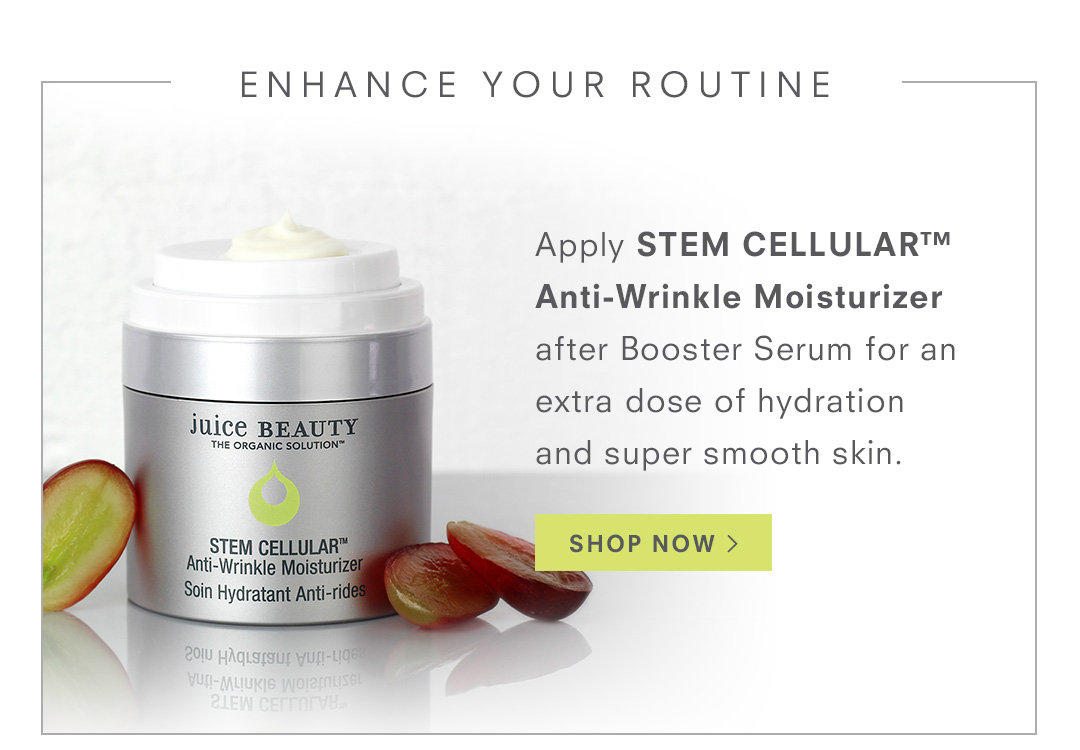 Enhance Your Routine with STEM CELLULAR Anti-Wrinkle Moisturizer