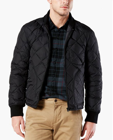 SHOP THE QUILTED JACKET