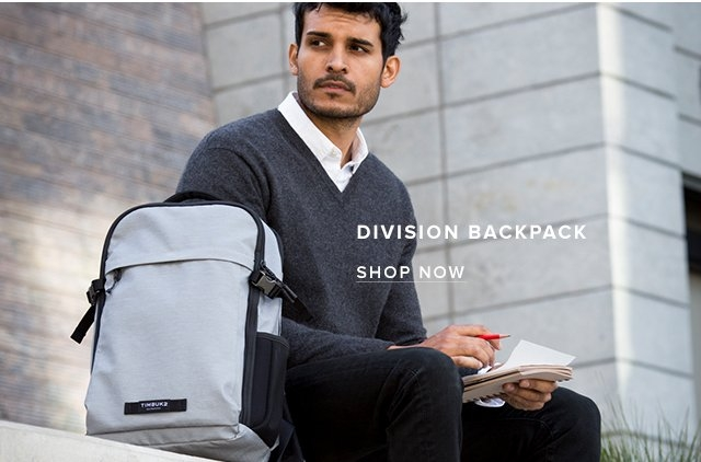 Division Backpack | Shop Now