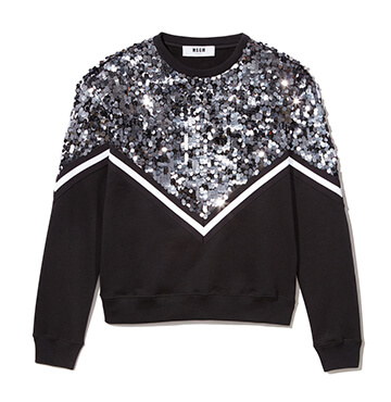 Sequin Sweatshirt MSGM $441