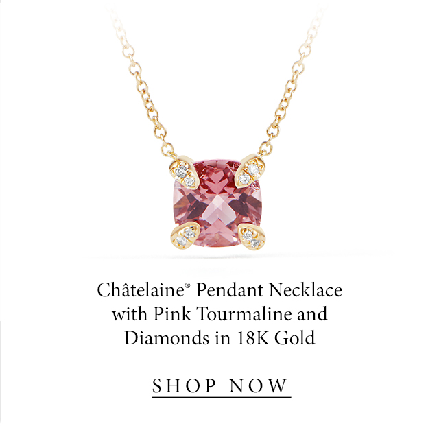 Chatelaine Pendant Necklace