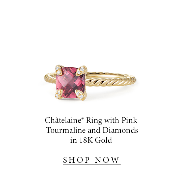 Chatelaine Ring