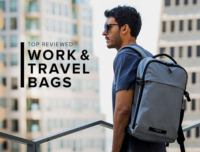 Top Reviewed Work & Travel Bags