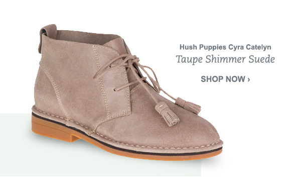 Hush Puppies Cyra Catelyn - Taupe