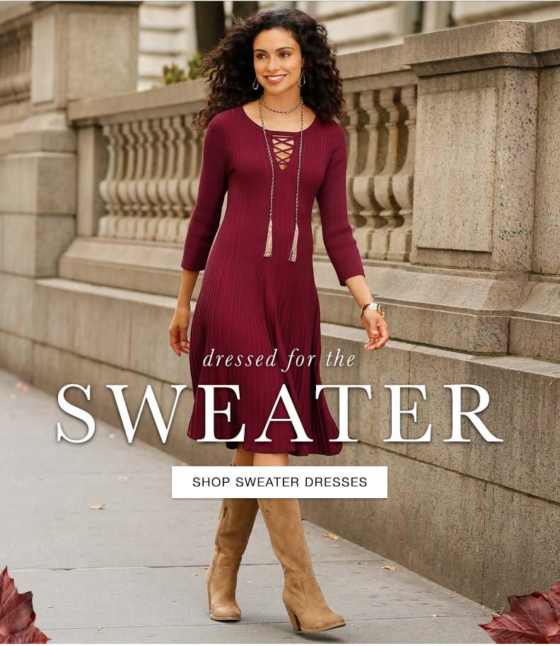 Sweaters: Shop sweater dresses