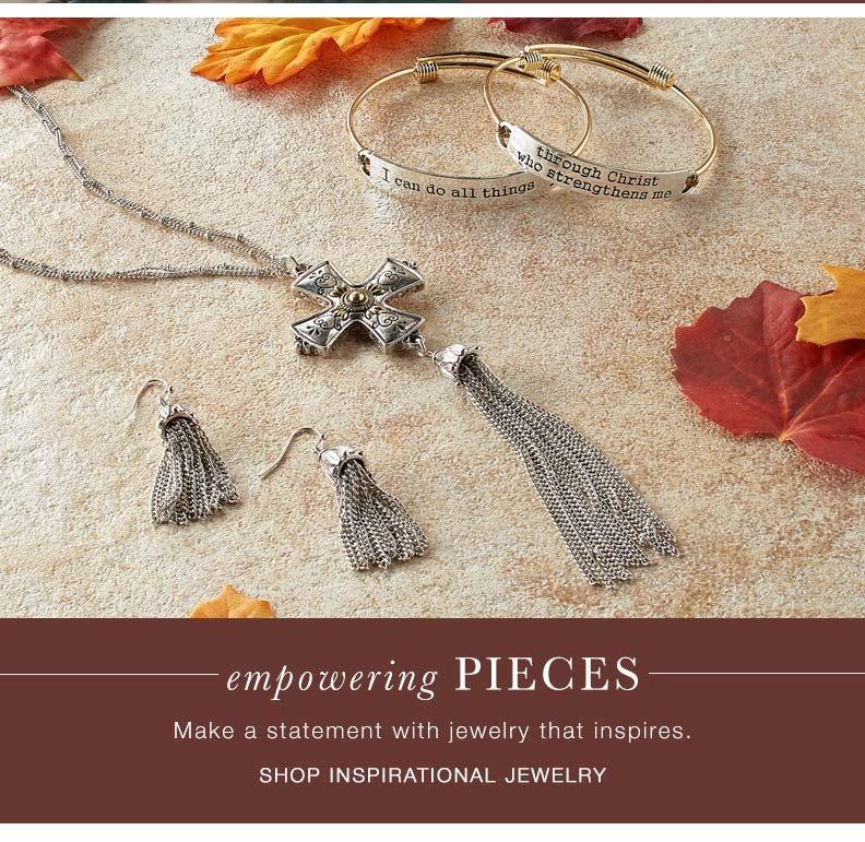 Sweaters: Shop inspirational jewelry