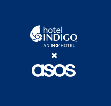 ASOS x Hotel Indigo