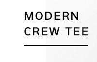 MODERN CREW TEE