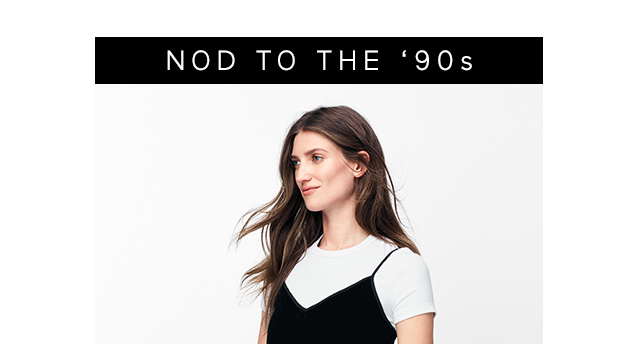 NOD TO THE '90s