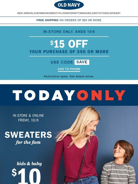 Old Navy 12 Sweaters Milled