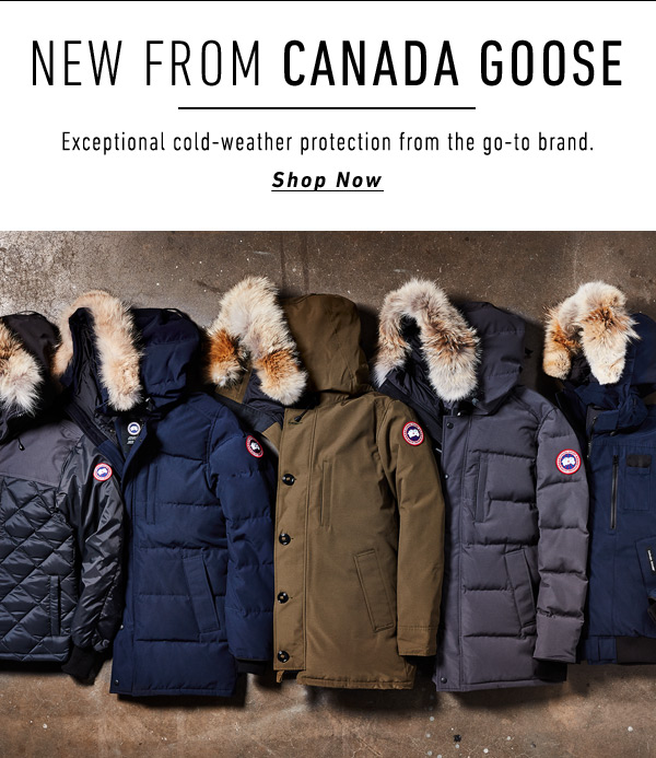canada goose brand protection