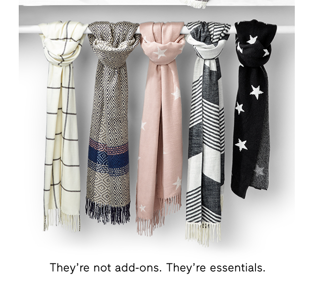 They're not add-ons. They're essentials.