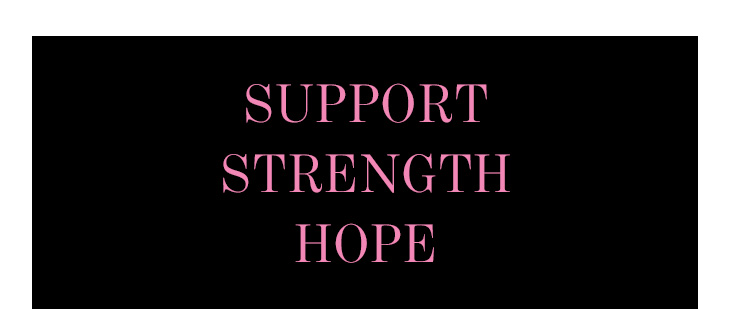 Support. Strength. Hope. Soma will donate $1 to Living Beyond Breast Cancer for every bra sold, up to $20,000.*** SHOP FOR A CAUSE