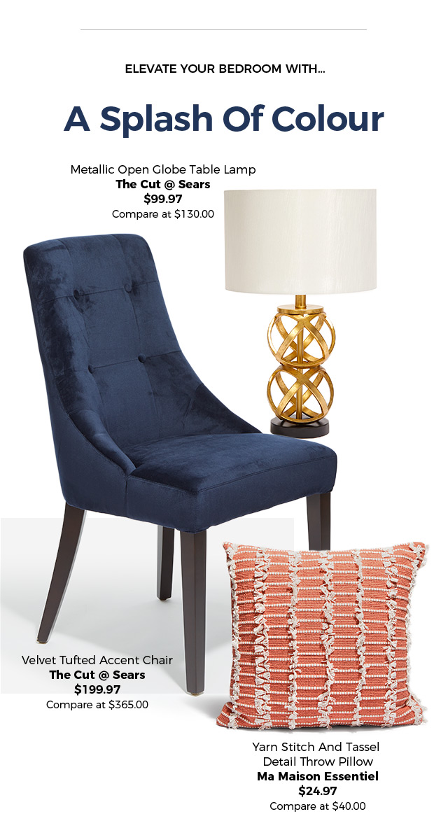 Astounding Sears Canada Your Bedroom Your Way Milled Dailytribune Chair Design For Home Dailytribuneorg