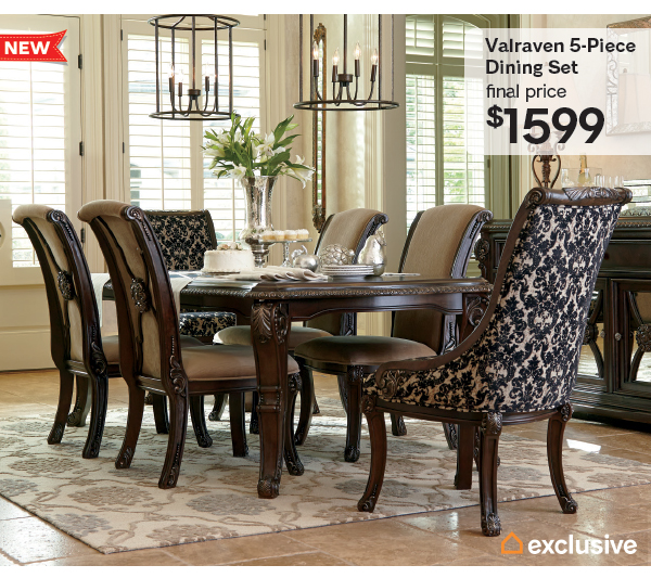 Ashley Furniture 14 Piece Package: Ashley Homestore: You're The Best, Here's Something