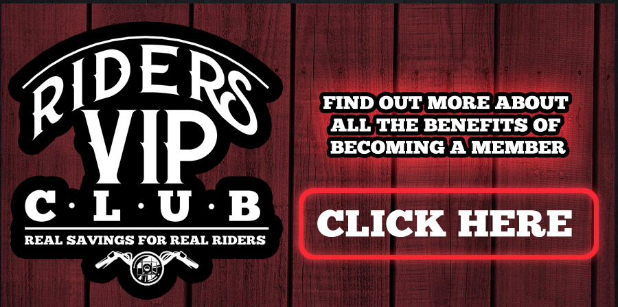 Find out why Riders VIP is for YOU