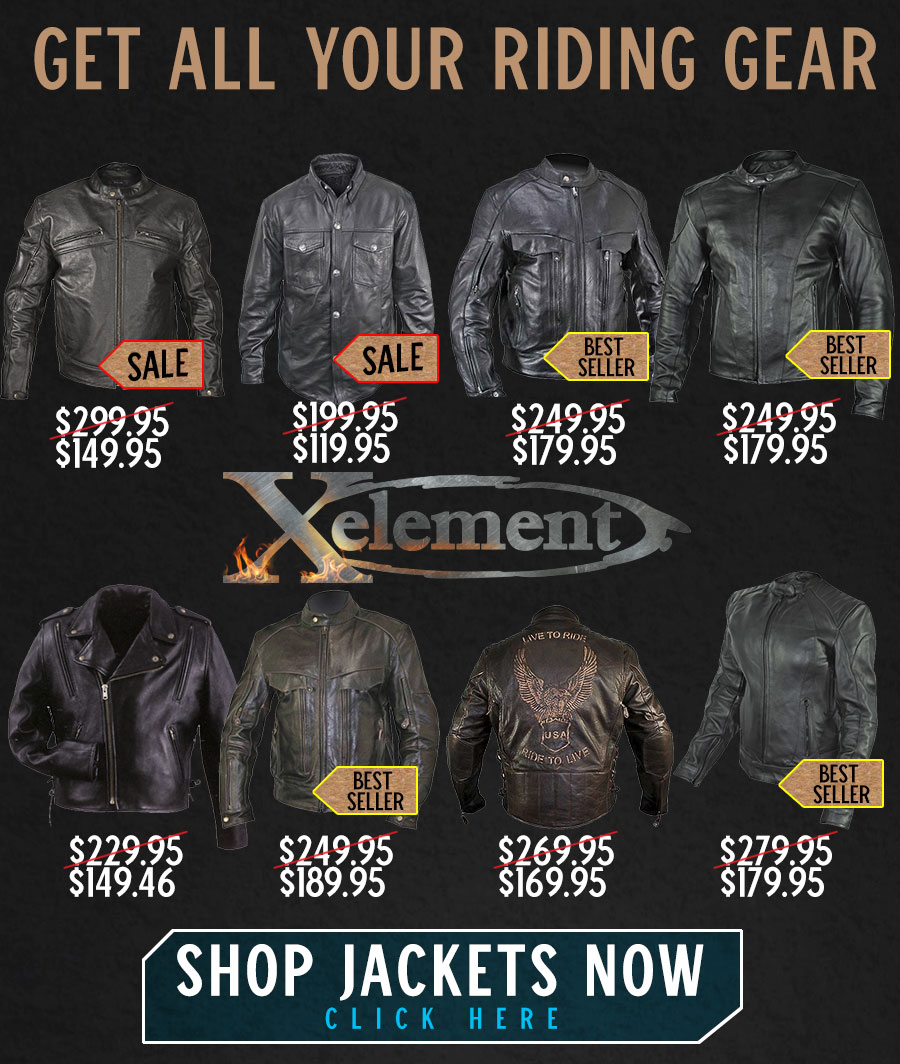 Shop Riding Leather Jackets