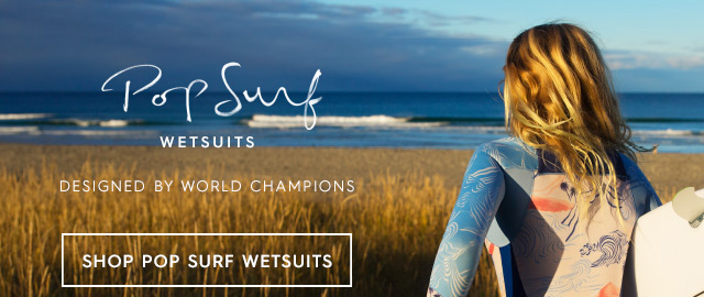 Tertiary Top - Shop POP Surf Wetsuits