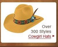 Womens Felt Hats