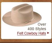 Mens Felt Hats
