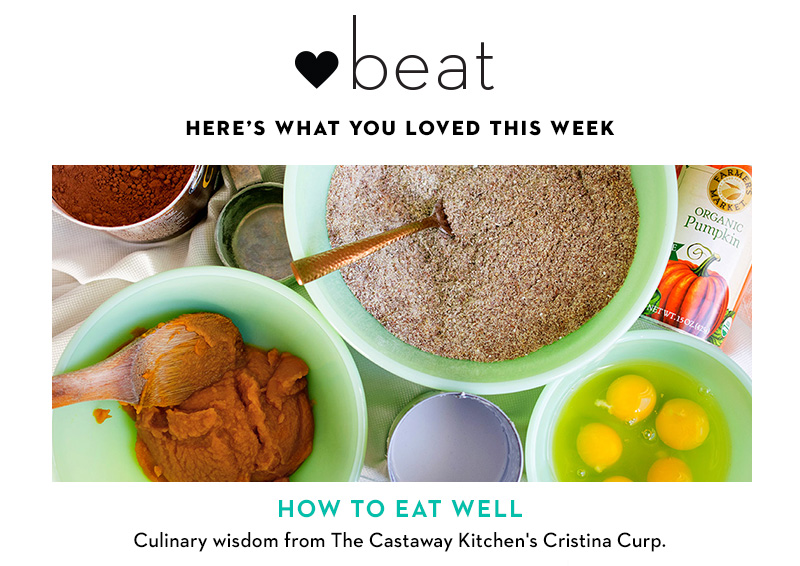 Meet Castaway Kitchen's Christina Curp!