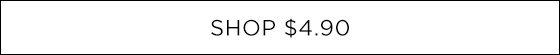 Doorbuster Blowout Tops $4.90 Shop Girls