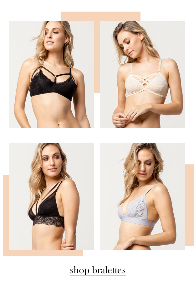 Shop Bralettes