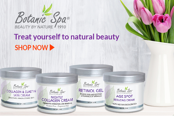 Treat Yourself to natural beauty