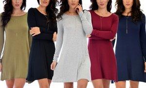 Lyss Loo Women's Tunic Dress