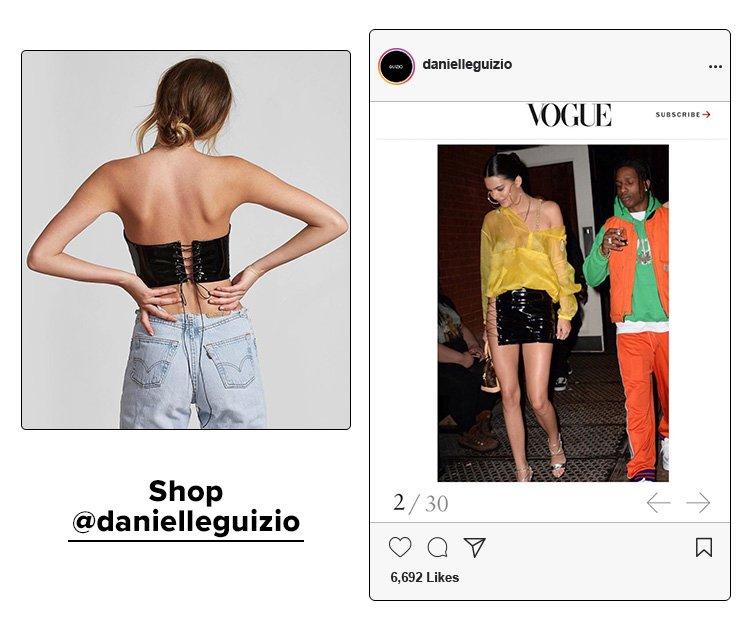 Shop @danielleguizio.