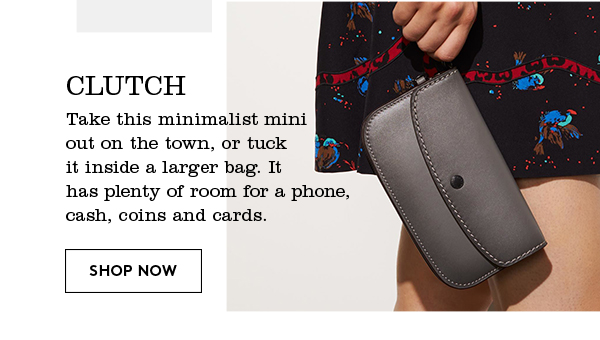 Clutch | Shop Now