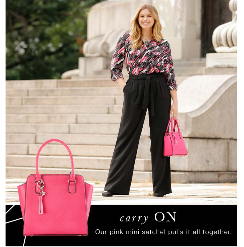 Pink: Carry on