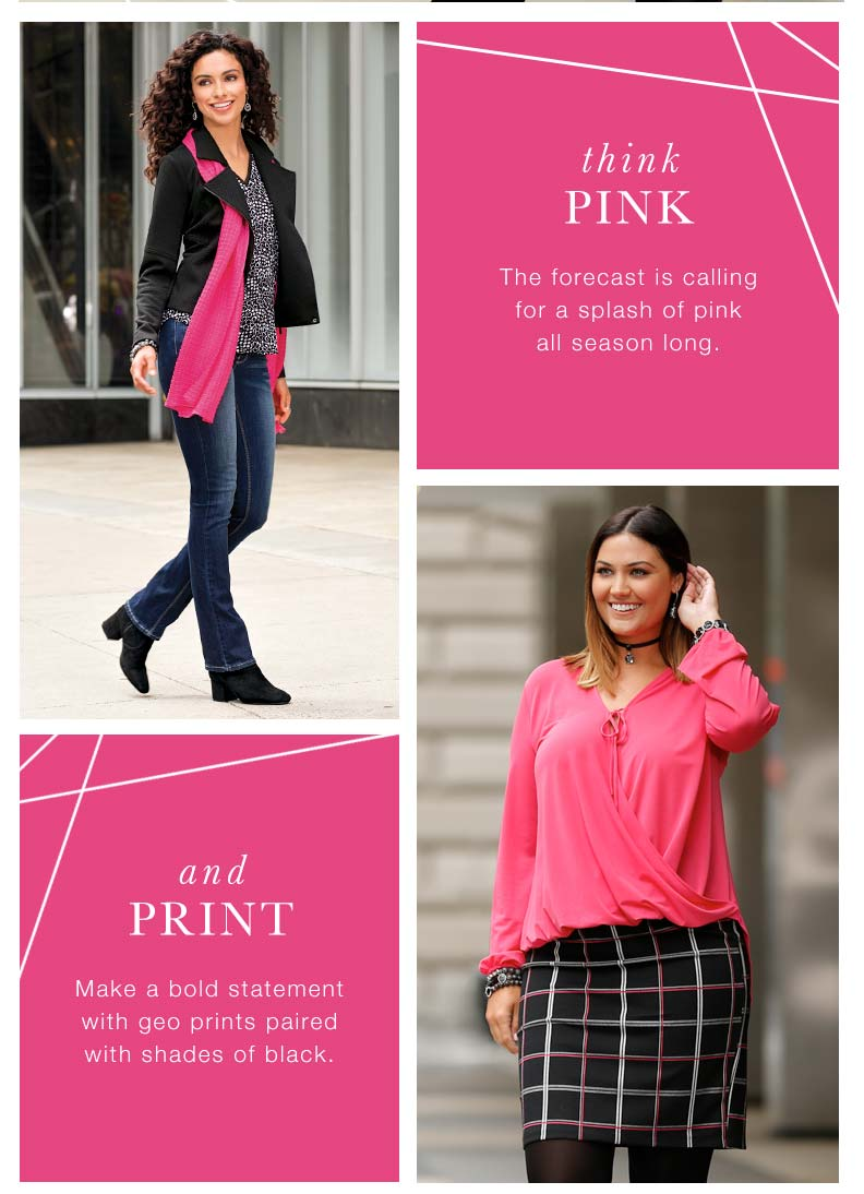 Pink: Think pink