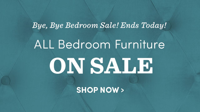 All Bedroom Furniture On Sale. Shop Now ›