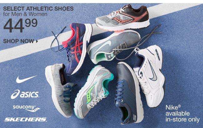 Shop 44.99 Select Athletic Shoes for Men & Women