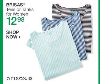 Shop 12.98 Brisas Tops for Women