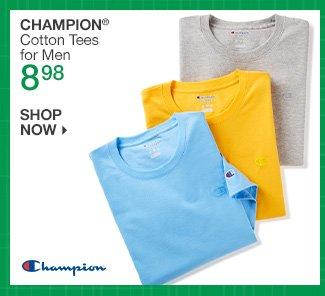 Shop 8.98 Champion Tees for Men
