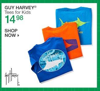Shop 14.98 Guy Harvey Tees for Kids